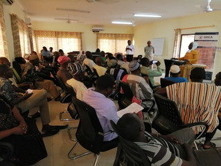 GDCA ENGAGES STAKEHOLDERS IN 5 DISTRICTS ON DISTRICT ASSEMBLIES' INTERNAL REVENUE MOBILIZATION
