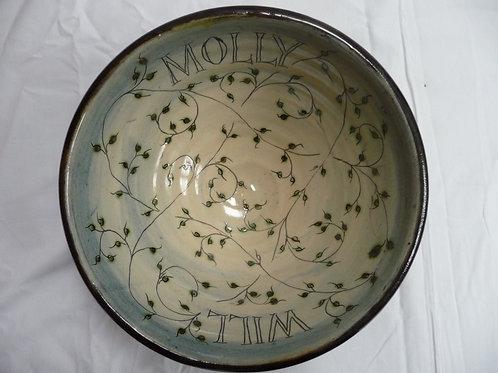 Commemerative Bowl