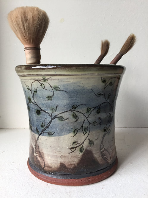 Tree of life Utensil Pot
