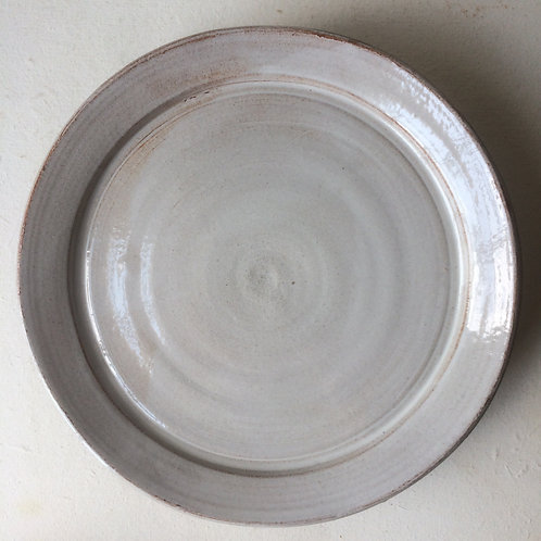 Tin Glaze Dinner plate