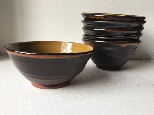 Honey Glaze Cereal Bowl