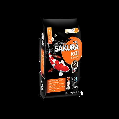 Sakura Koi High Growth Formula 6.5KG (Singing)