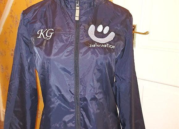 Embroidered Waterproof Jacket
