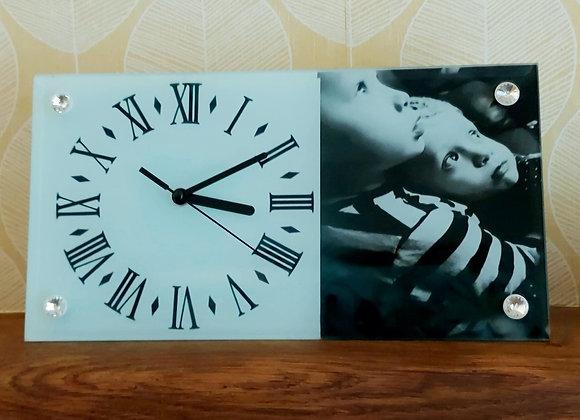 Photo Clock Personalised