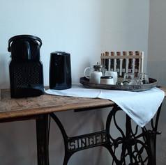 café et thé offert