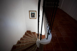 l'escalier renové