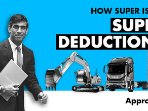 How 'SUPER' is the Super-Deduction?