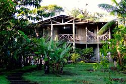 Alfredo Solano_Waterfall Lodge  Front Vi