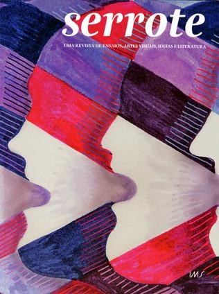 Serrote Art magazine Cover - 2018