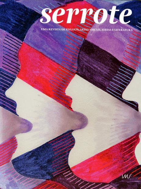 Serrote Art magazine cover