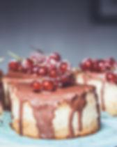 Bolinhos de Craneberries