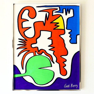 GAD BERRY DRAWINGS #16