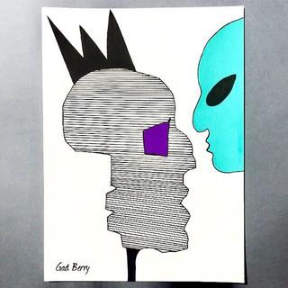 GAD BERRY DRAWINGS #6