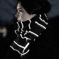 eyeme scarf, photo: Andreas Mikkel