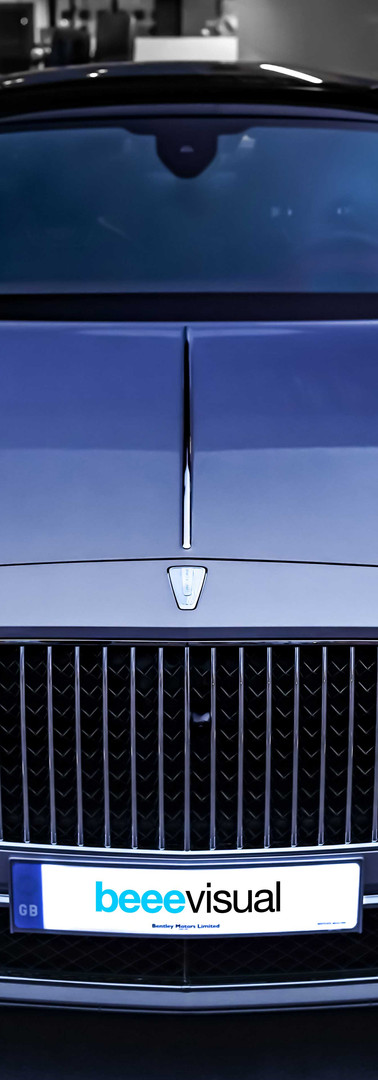 (2020) Bentley Flying Spur Front
