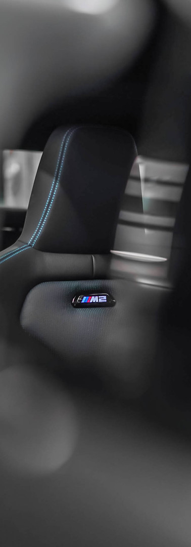 (2018) BMW M2 Competition Seats