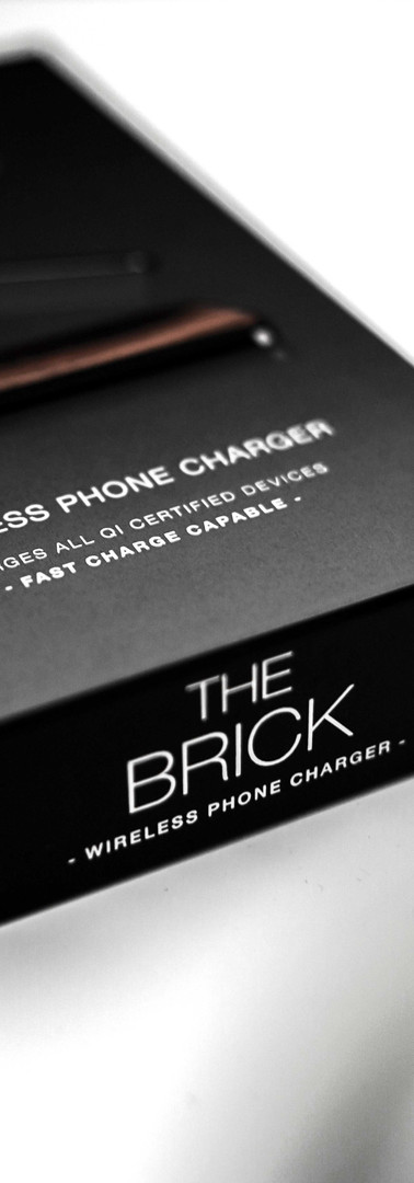 Balolo 'The Brick' Wireless Phone Charger