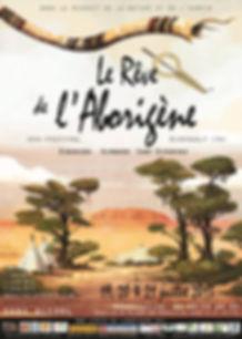 Le Rêve de l'Aborigène-festival