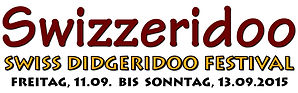Didgeridoo Festival Switzerland