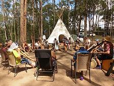 Didgeridoo Bush Camp with Si Mullimby
