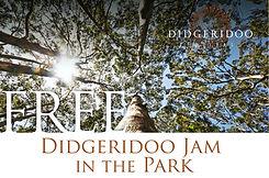 Didgeridoo Jam in the Park