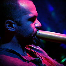 Godanjabro perfoming live at Didgeridoo Festivals in Brisbane
