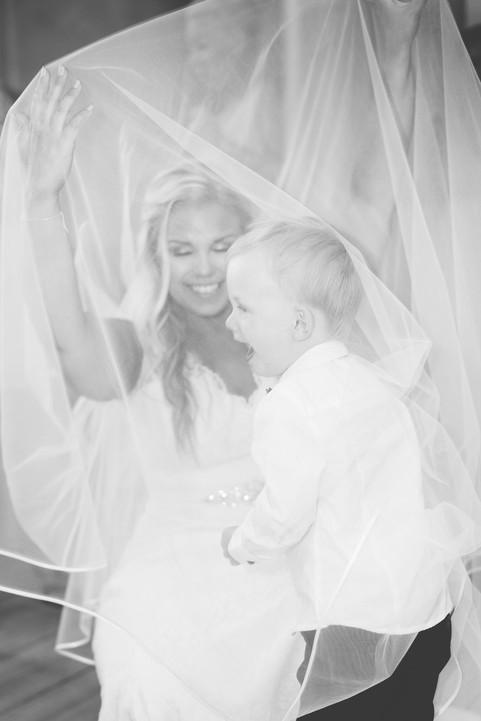 Bröllop i Norrbärke Kyrka i Smedjebacken