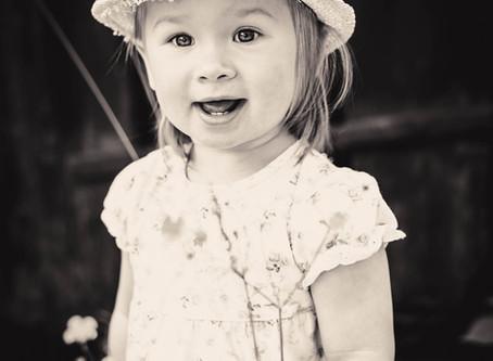 Barnfotografering Smedjebacken