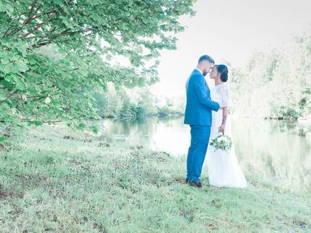 Bröllopsfotografering i Kolsva