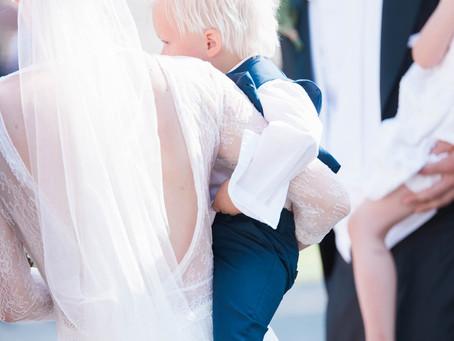 Bröllopsfotografering i Malingsbo