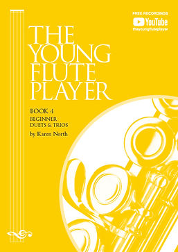 The Young Flute Player Book 4