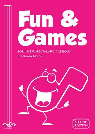 Fun & Games by Karen North