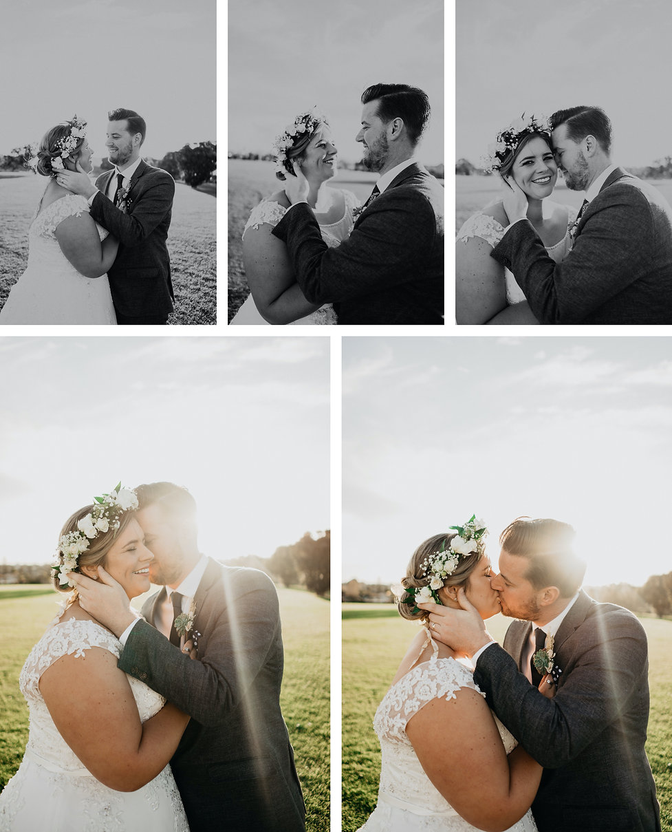 bridals at the officers mess in auckland, new zealand, golden hour, winter wedding