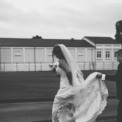 R + C Wedding