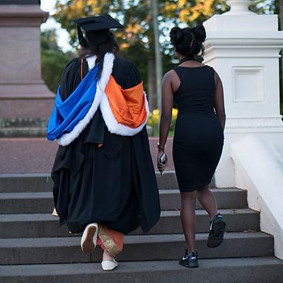 Nima's Graduation