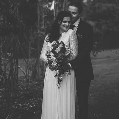 Mr and Mrs Haughey