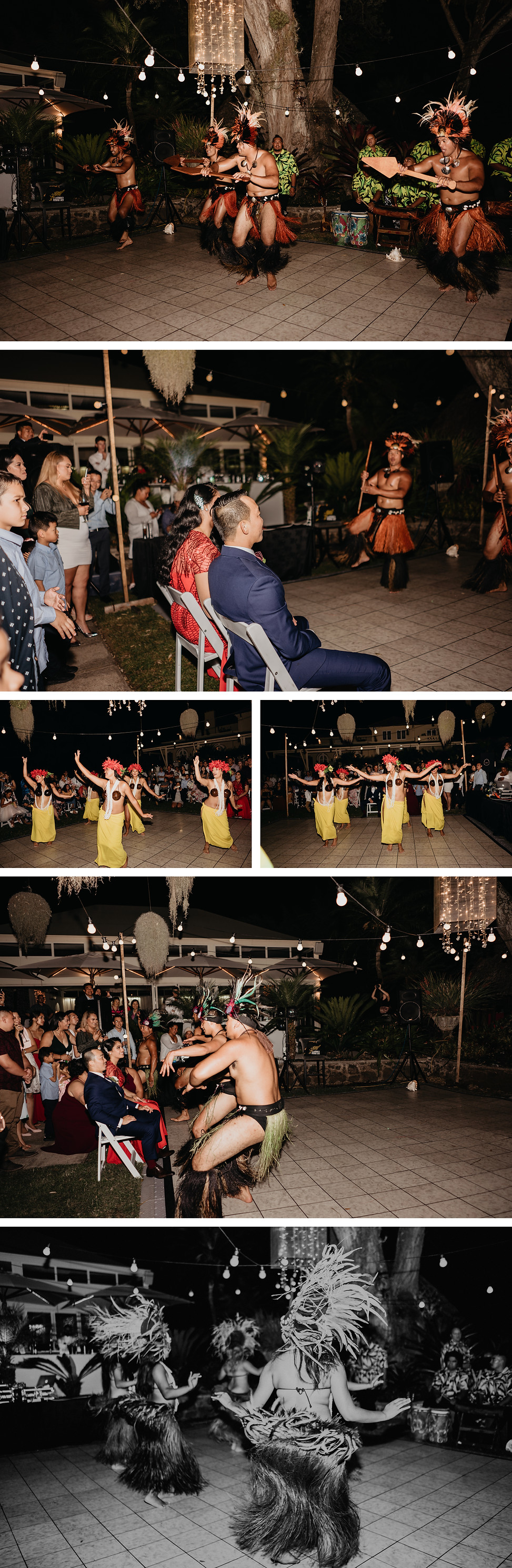 Kelliher Estate in Auckland, New Zealand. Tongan cultural dance group captured by wanderlusting lovers