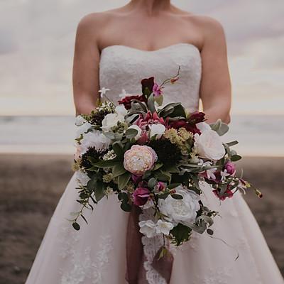 Piha Bridal Session