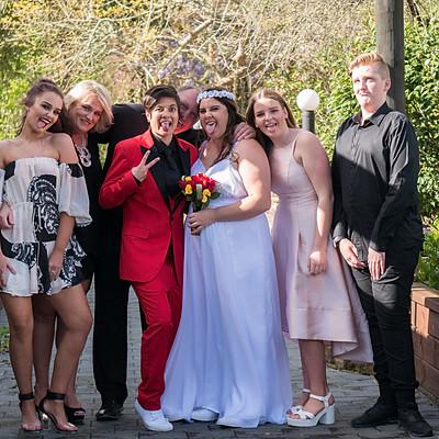 Sam and Kayla's Wedding