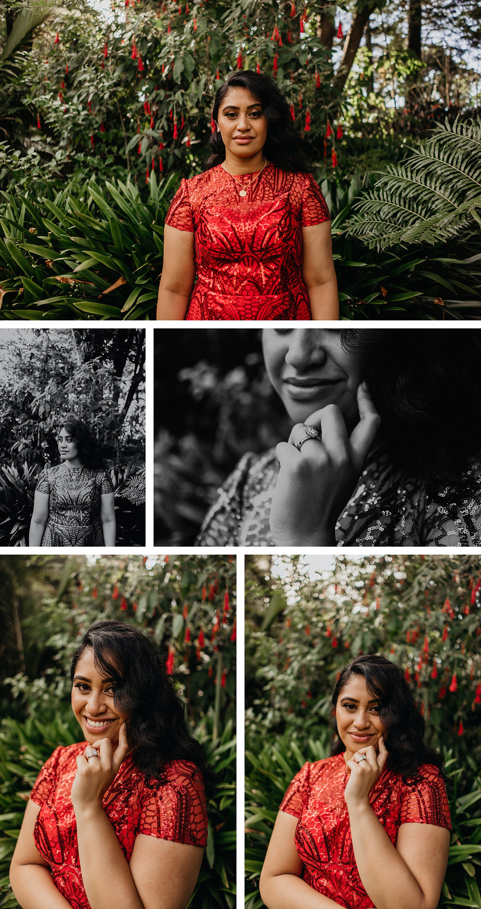 Bridal photos captured at Kellihe Estate in Auckland, New Zealand by Wanderlusting Lovers