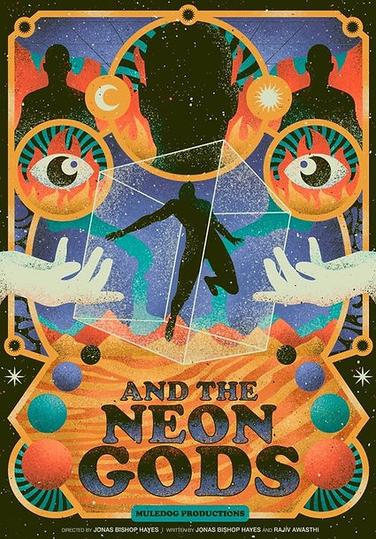 and the neon gods