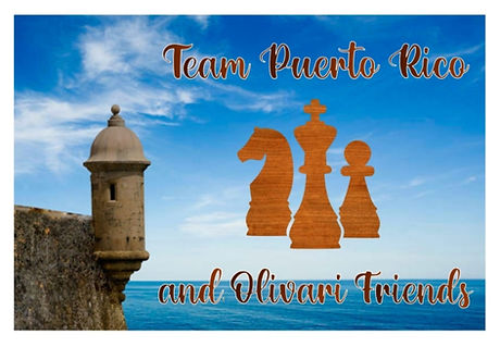 Team Puerto Rico and Olivari Friends (Lo