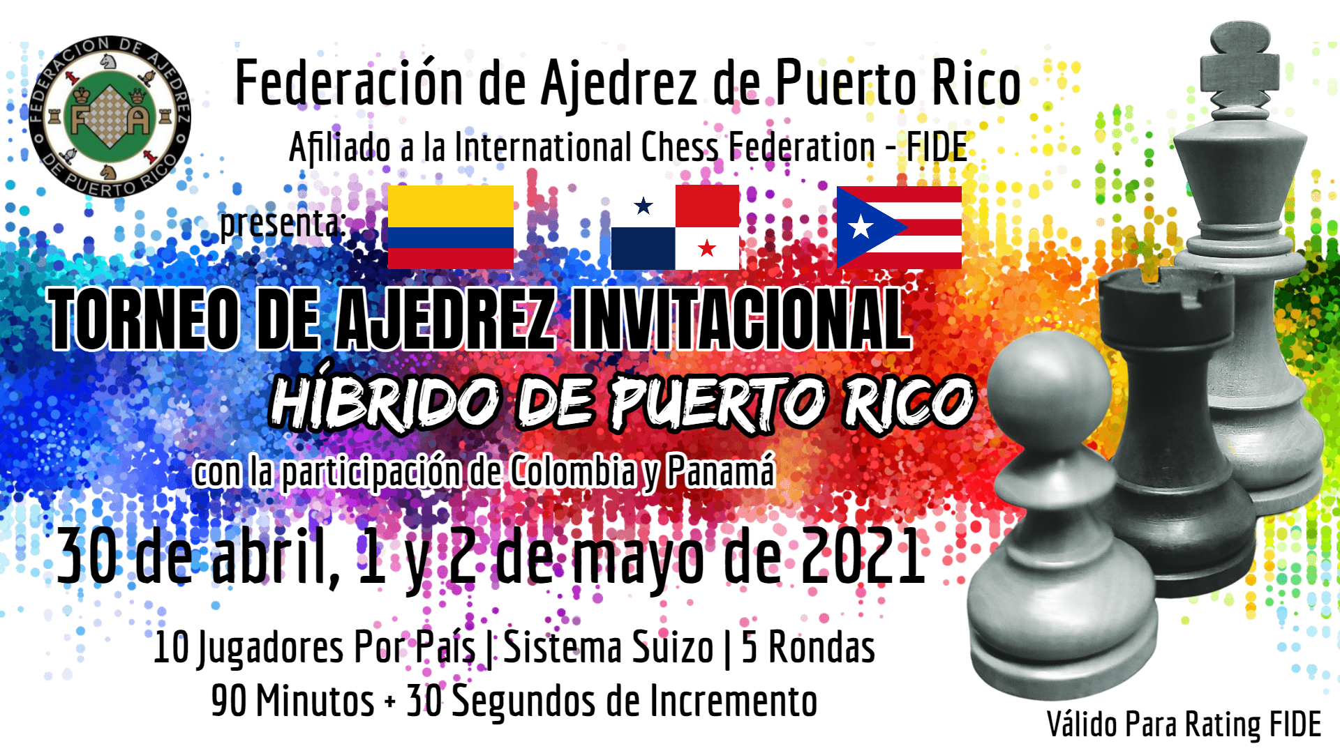 TORNEO DE AJEDREZ INVITACIONAL HIBRIDO D