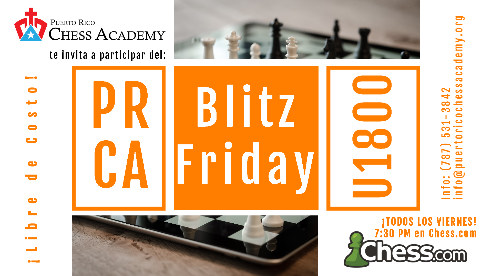 PRCA Blitz Friday U1800