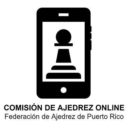 FAPR Comisión de Ajedrez Online (Logo).p