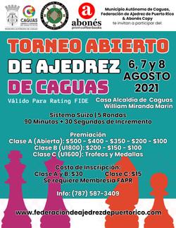 Torneo Abierto de Ajedrez de Caguas
