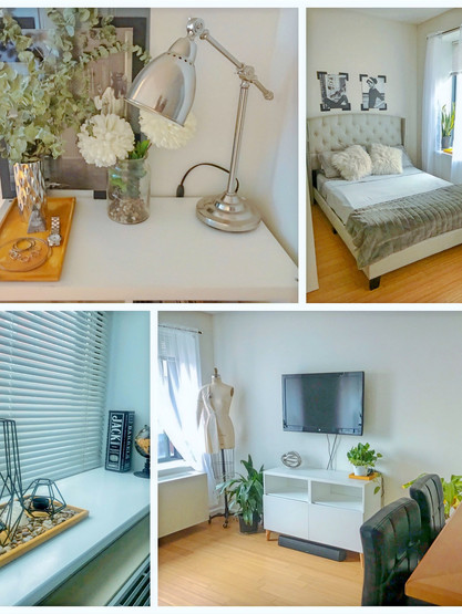 NYC Apartment Decor On A Budget!