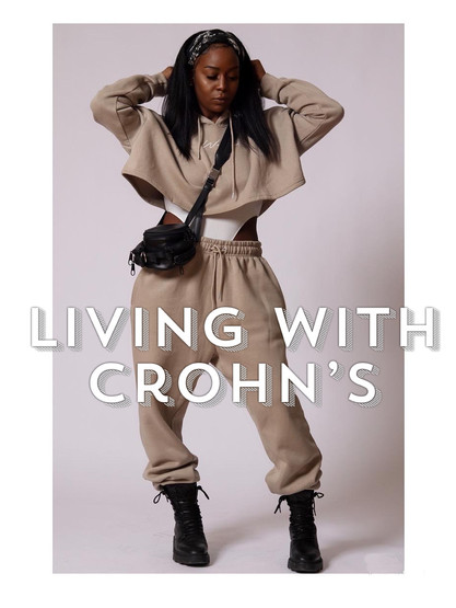 My Experience Living with Crohn's Disease