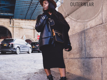 STYLING COLD WEATHER OUTERWEAR