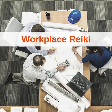 Workplace Reiki
